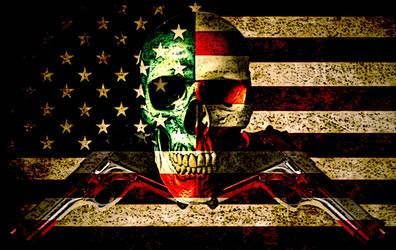 Liberty (The Jolly Roger) by SatiricMilk
