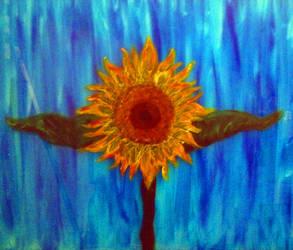 Sunflower by SatiricMilk