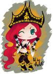 Miss Fortune Bounty Chibi Hunter