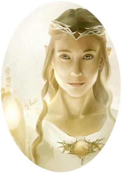 Galadriel Lady of Lothlorien