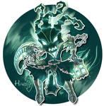 League of Legends Thresh classic skin