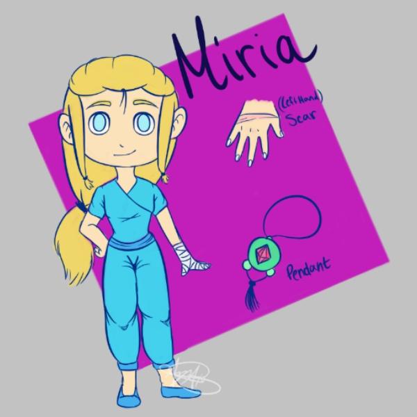 Miria by Grey-Crows