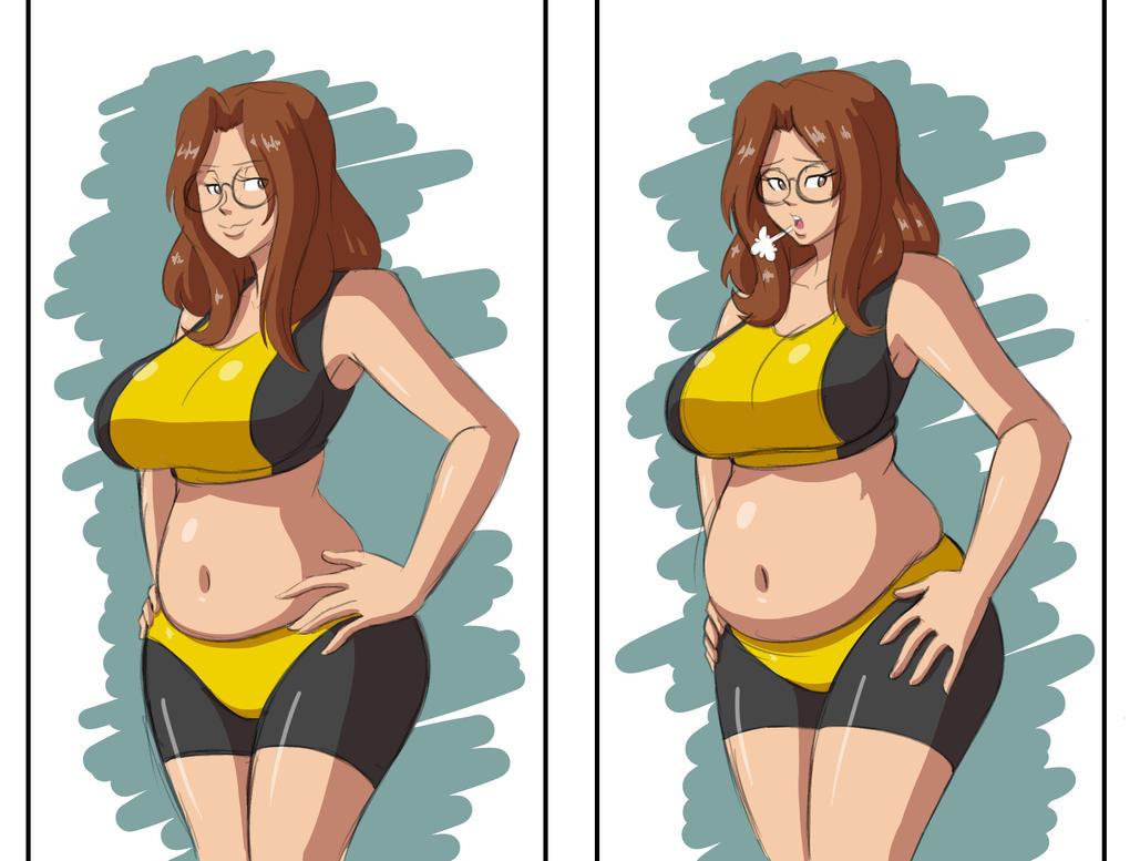 Fat girl facesits girl Girl=