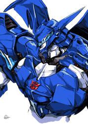 Overhang - Big Blue