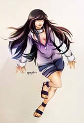 Hinata by Opaphir