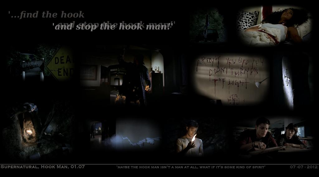 Project SPN Rewatch: Hook Man
