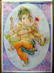 Ganesha by IdbgusIndra