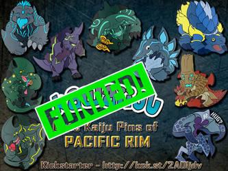 Kawaiju (2) Kickstarter is live!