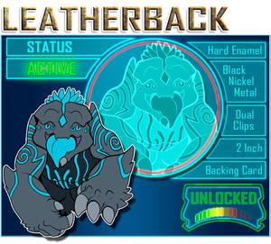 Leatherback is Unlocked!