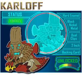 Karloff Is unlocked!