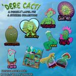 Dere Cacti Kickstarter is live! by YamiGriffin