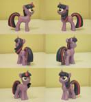 Twilight Sparkle My Little Pony FiM Sculpture