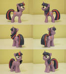 Twilight Sparkle My Little Pony FiM Sculpture