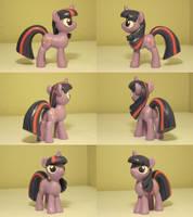Twilight Sparkle 2 Commission by Blackout-Comix