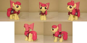 Apple Bloom CMC Custom Sculpt Commission 2