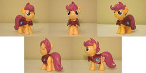 Scootaloo CMC Custom Sculpt Commission 2