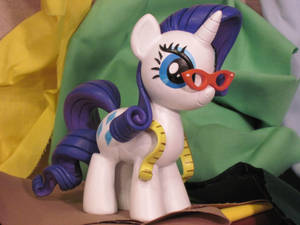 Rarity's Fashions are all the Rage.