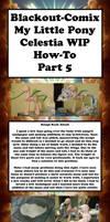 Celestia WIP How-To Tutorial Part 5