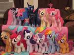 Plushy Ponies