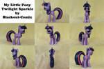 Twilight Sparkle My Little Pony Sculpture