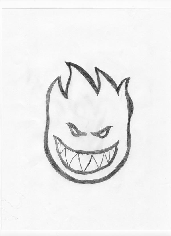 how to draw spitfire logo
