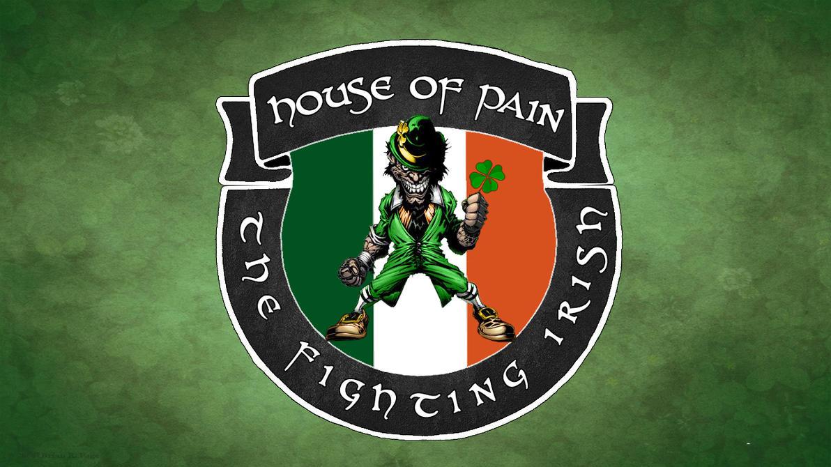 House Of Pain The Fighting Irish By ItZ RaiDan On DeviantArt