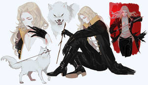 Netflix Castlevania Alucard 2