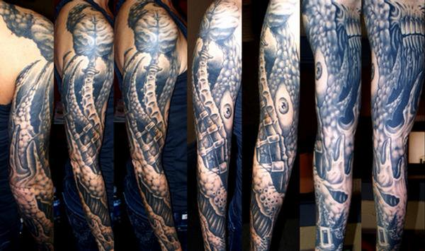 sleeve tattoos