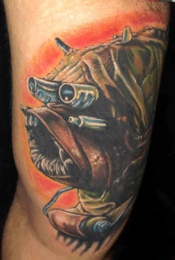tusken raider by tattoos-by-zip