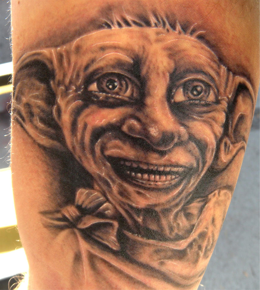 dobby by tattoos-by-zip