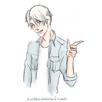 Victor from Yuri on Ice by a-walk-in-wonderland
