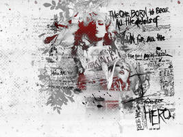 Coco Rocha wallpaper by morbid-impulse