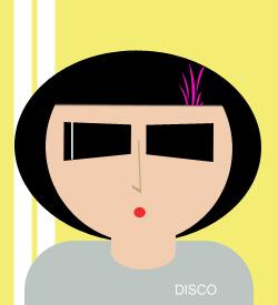 Disco Babe by urbancreator