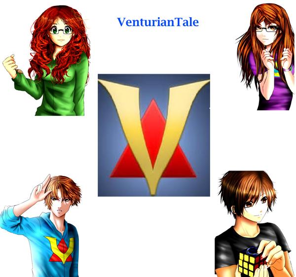 Venturian Fan Art by 123buizel123