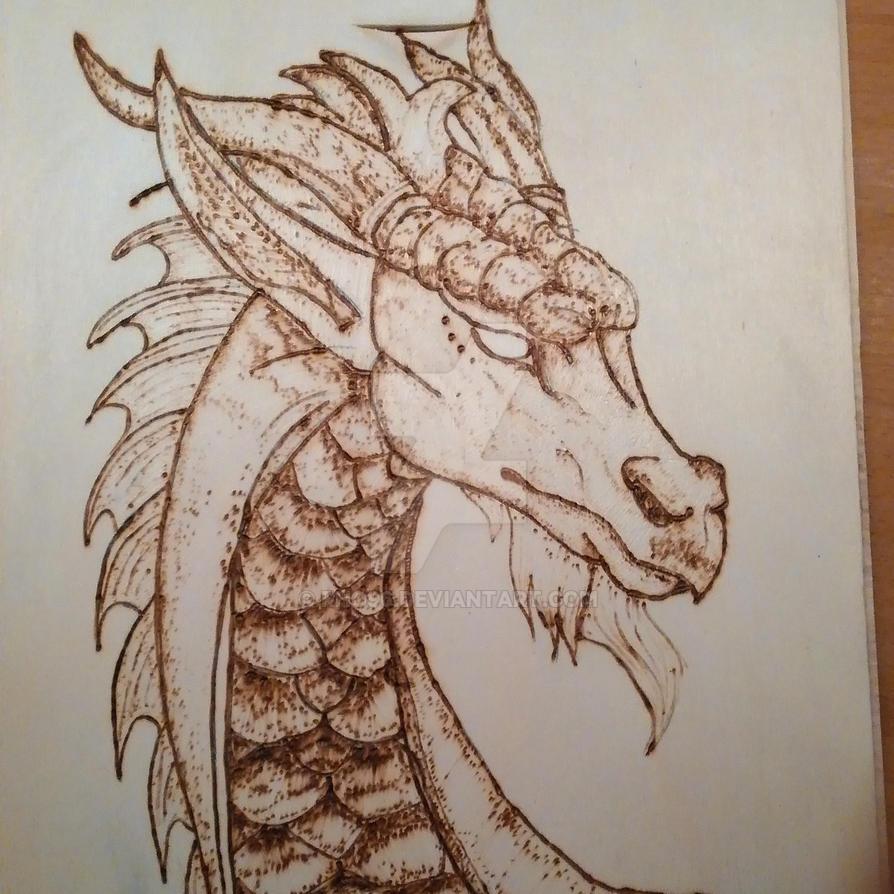 Dragon by Rho96