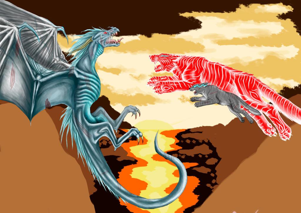 Dragonsvkittens3 by ElliDenSuprere