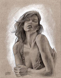 Mila by ArtOfIDAN