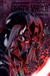 DarthVader by ArtOfIDAN