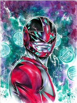 Red PowerRanger