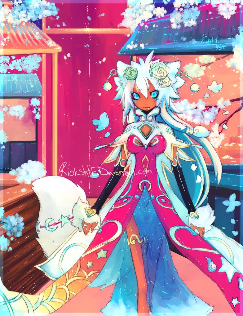 Carnival Pastels by Mujinai