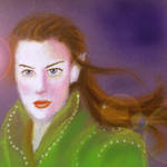 Arwen from LOTR
