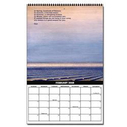 2008 Calendar - February by hamlet279