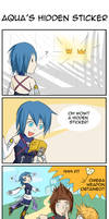 KHBBS: Aqua's Hidden Sticker