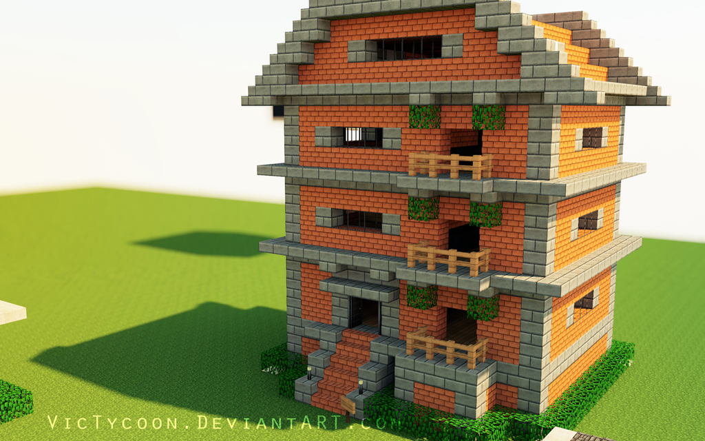 Minecraft construction 2 by victycoon on deviantart - Video minecraft construction ...