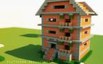 Minecraft Construction #2
