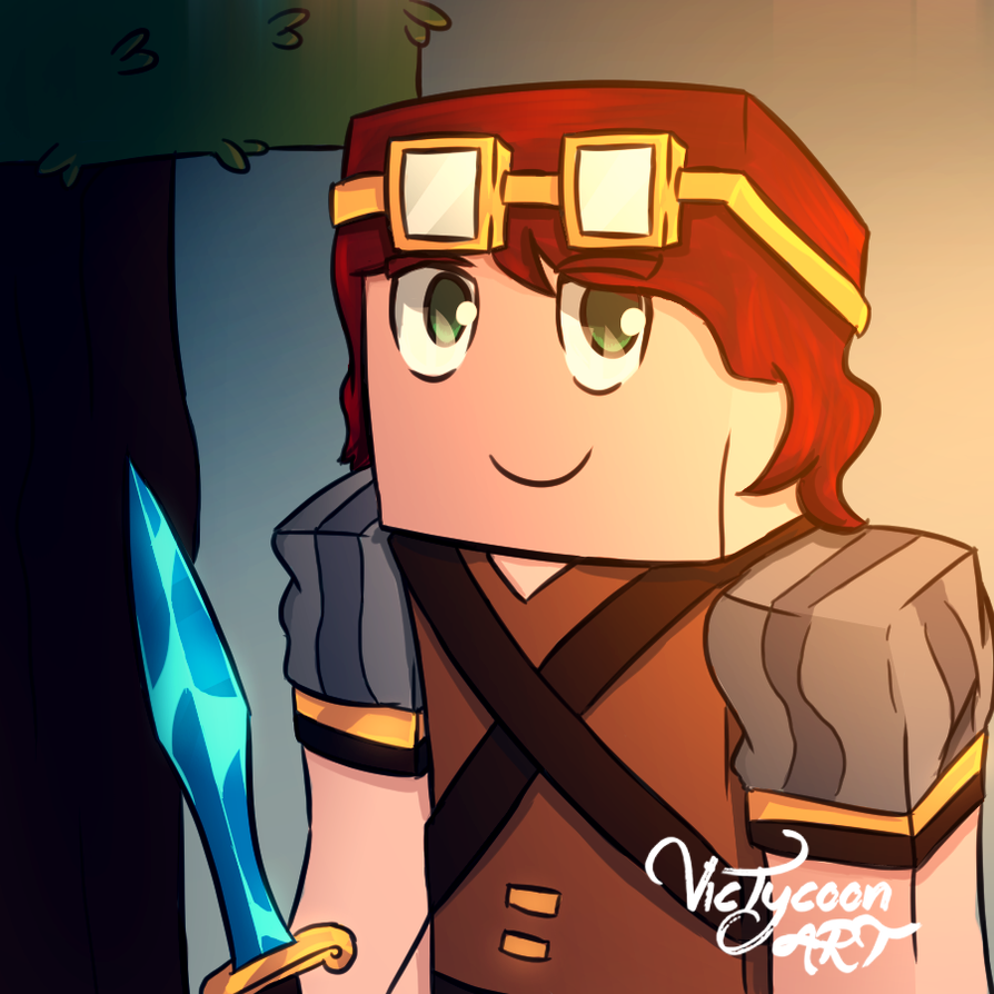 Avatar UATT (Minecraft) by VicTycoon