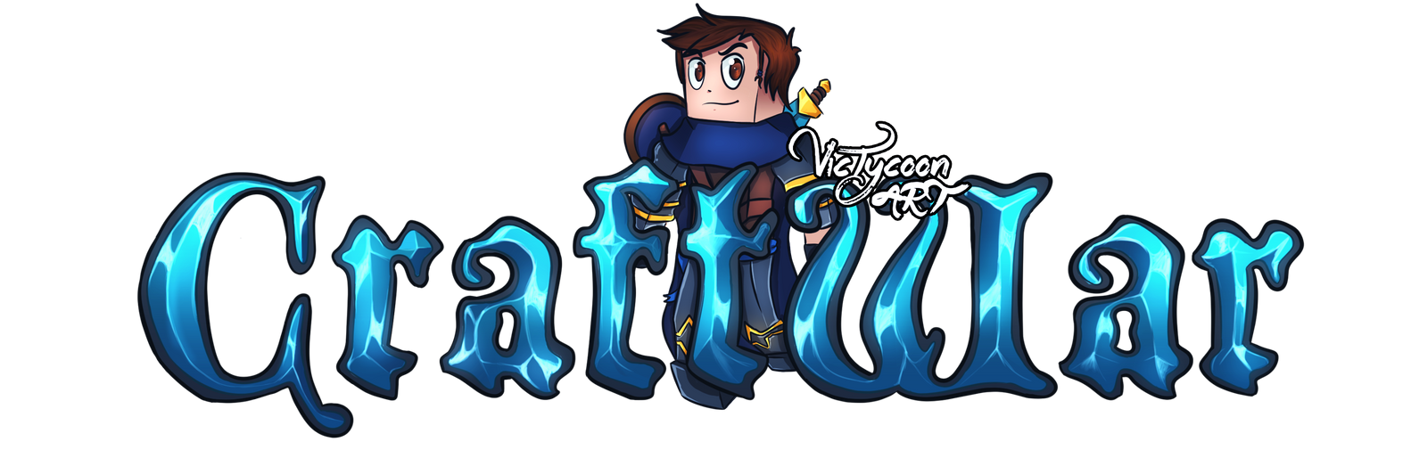 CraftWar Logo - Minecraft Server by VicTycoon on DeviantArt