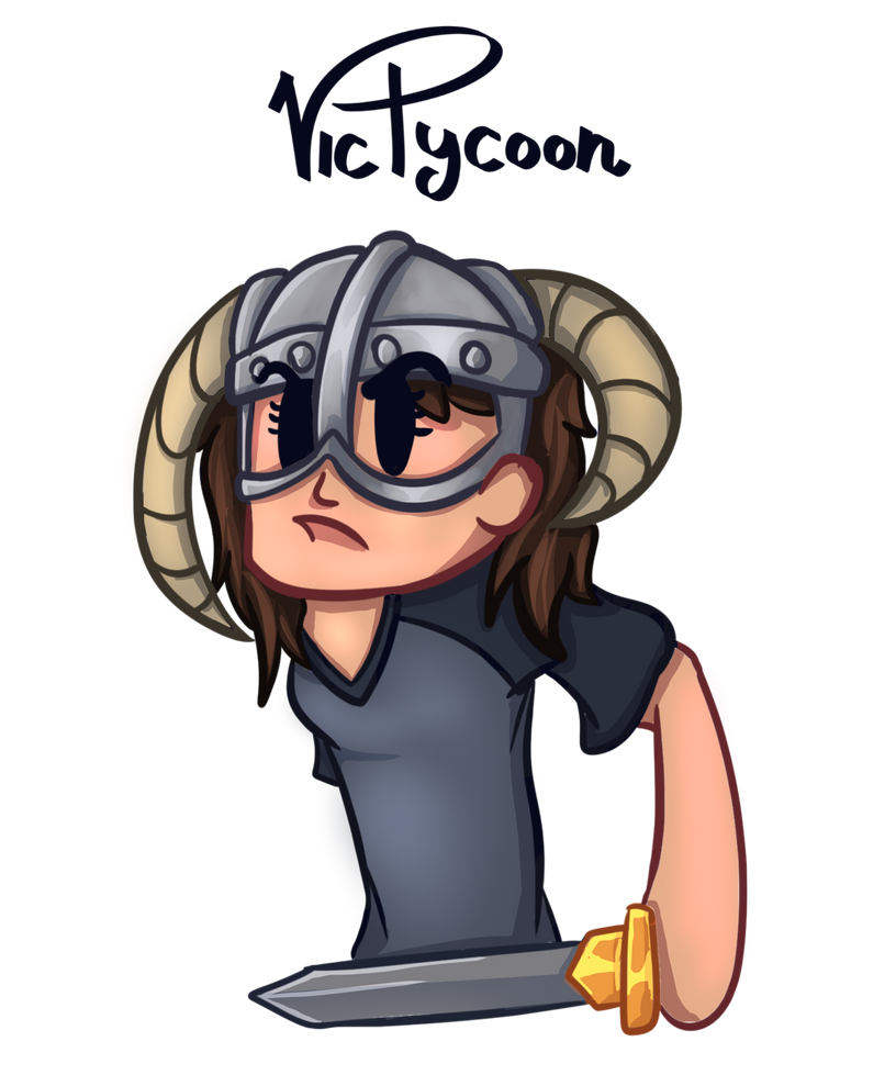 Me on Skyrim Style by VicTycoon