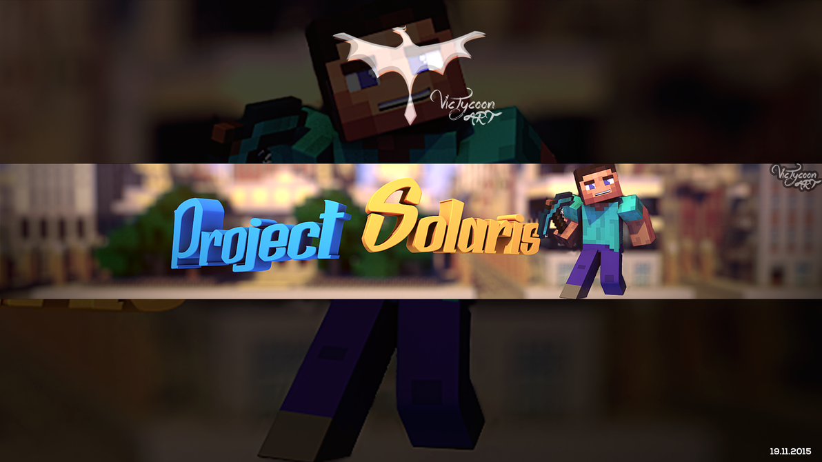 Banner Project Solaris by VicTycoon