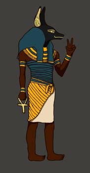 Anubis Peace